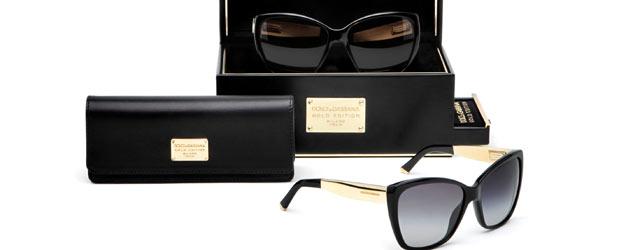 La nuova collezione Dolce&Gabbana Golden Edition