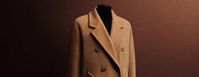 Lo stile italiano del cappotto Max Mara