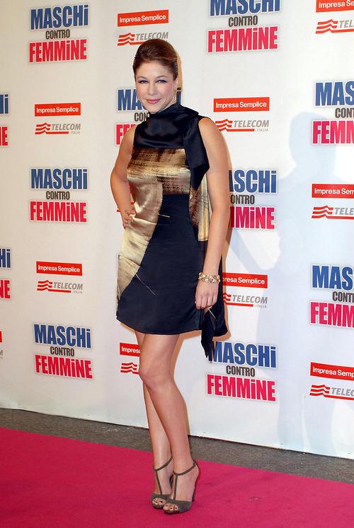 Sarah Felberbaum in Gucci