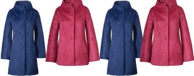 La sublime femminilità dei cappotti Herno