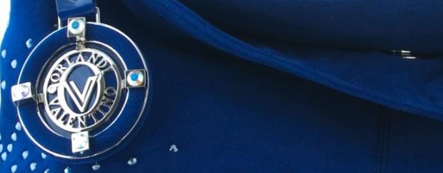 Le borse gioiello di Valentino Orlandi