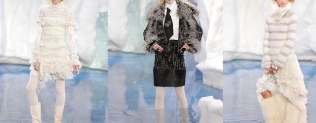 L'eleganza di Chanel sulla neve