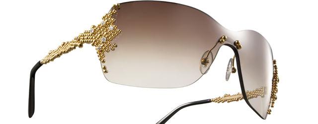 Fred presenta l'occhiale da sole di lusso