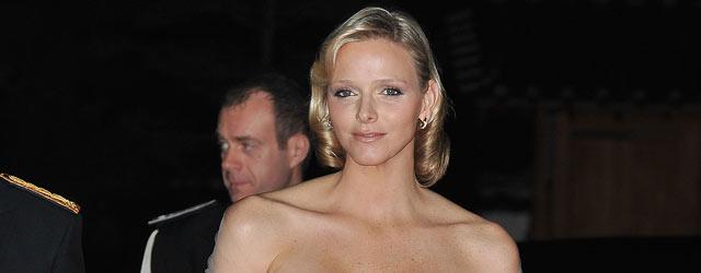 La futura principessa di Monaco predilige la moda italiana