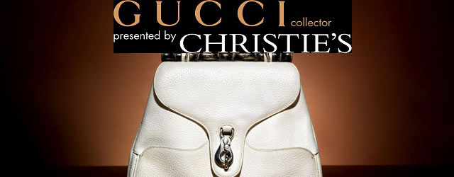 Gucci mette all'asta le sue borse vintage