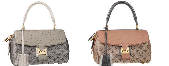 Gli accessori stile ladylike di Louis Vuitton
