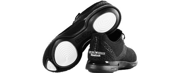 Reebook e EA7 lanciano la scarpa tonificante EasyTone