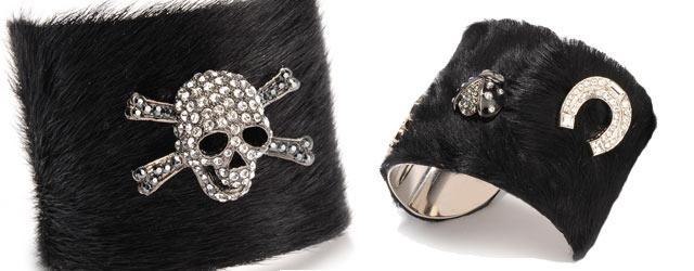 I gioielli in pelliccia di Simonetta Ravizza