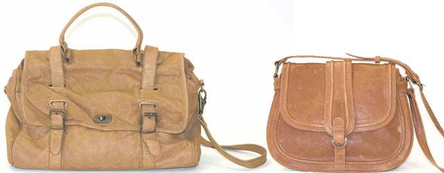 Lo stile vintage delle borse Comptoir des Cotonniers