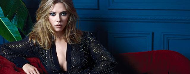 Scarlett Johansson protagonista della campagna Mango