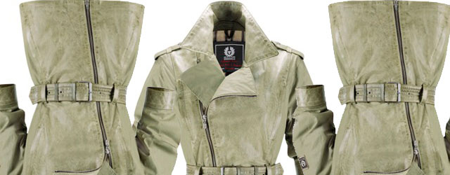 La Hybrid collection di Belstaff