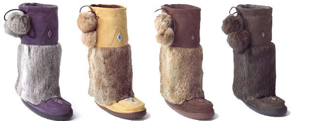 Manitobah e i veri boots Mukluk