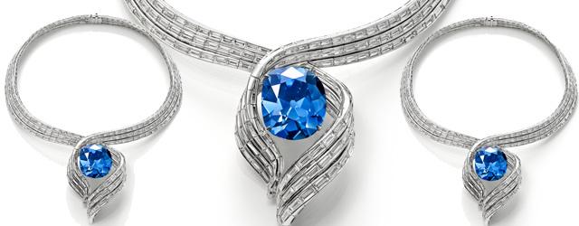 Il blu Hope, diamante più famoso al mondo, ha una nuova montatura