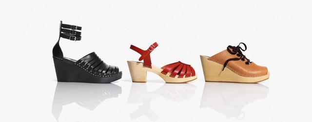 Gli zoccoli must dell'estate secondo H&M