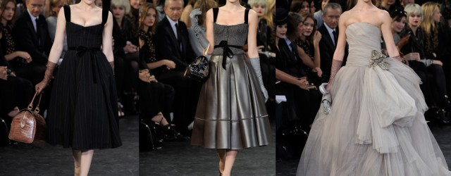 La donna romantica di Louis Vuitton