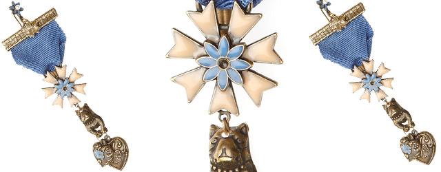 Il vintage dei gioielli Comptoir des Cotonniers