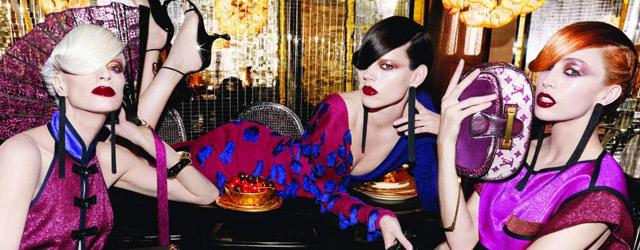 La nuova campagna pubblicitaria di Louis Vuitton