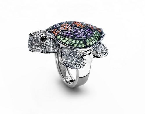 Anello tartaruga_Oliver Webe