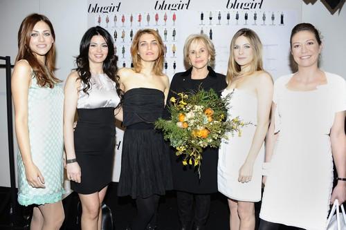 Miriam Leone, Laura Torrisi, Claudia Zanella, Anna Molinari, Eleonora Pedron e Tessa Gelisio