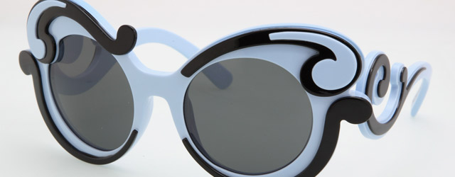 Prada presenta la Minimal-Baroque Sunglasses Collection