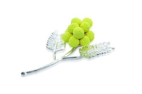 Stroili Oro Festa della Donna 2011 - Mimosa in porcellana
