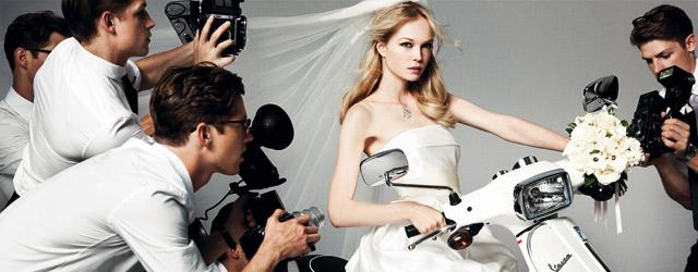 Scegli l'abito da sposa con l'aiuto di una consulente MaxMara