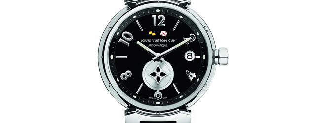 Gli orologi femminili di Louis Vuitton ispirati alla vela