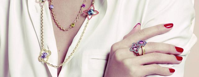 Louis Vuitton invita a Senses in Blossom