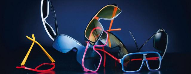 Gli occhiali vintage di Carrera