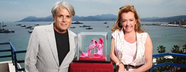Chopard e Giuseppe Zanotti per i sandali gioiello più preziosi