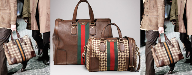 Gucci e la linea Seventies con servizio di personalizzazione