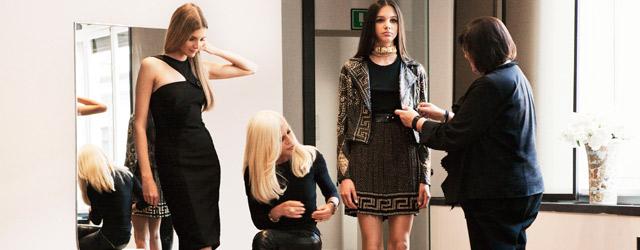 La nuova collaborazione tra H&M e Versace