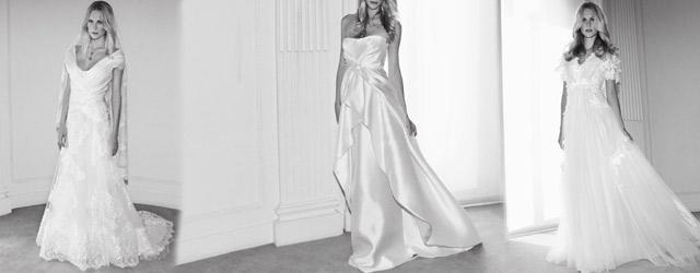 La nuova collezione di abiti da sposa Alberta Ferretti Forever