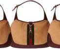 Gucci mette in mostra la mitica borsa Jackie
