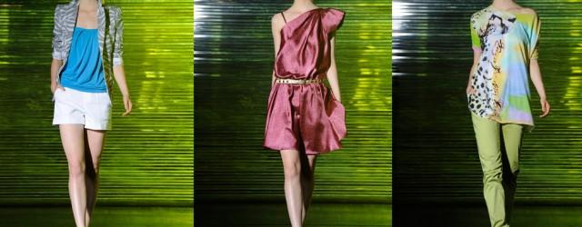 La collezione primavera-estate 2012 di Krizia Poi