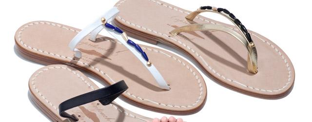 Vhernier crea calzature con Capri Touch