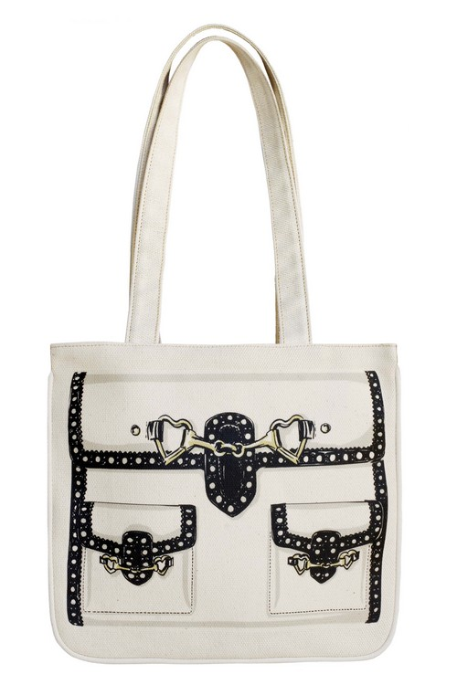 MOSCHINO - VFNO shopping bag