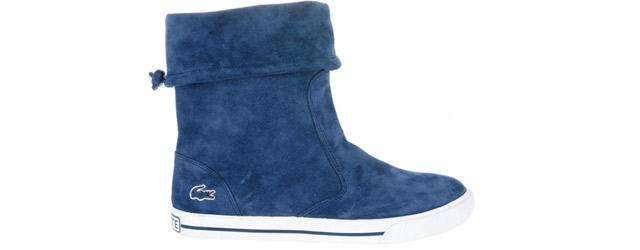 Gli stivali Lacoste