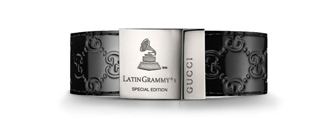 Gucci presenta i gioielli The Latin Recording Academy