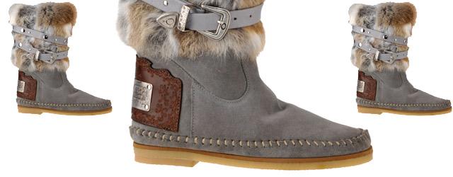 Gli stivali più trendy della stagione vogliono la pelliccia