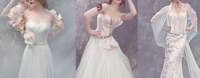 La nuova collezione 2012 di: Le Spose di Francesca
