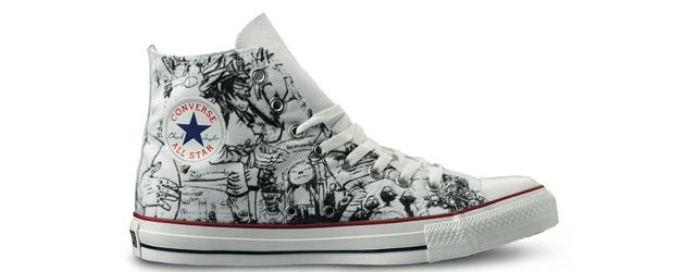 Converse presenta All Star Gorillaz