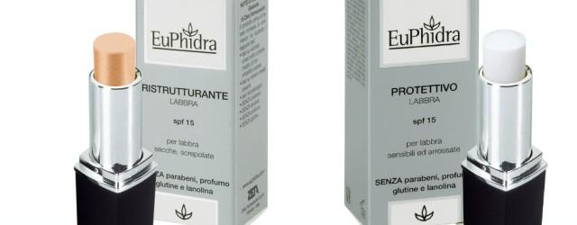 Euphidra si prende cura delle tue labbra