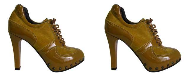 L'inverno 2012-13 delle calzature Project Rucoline al Pitti