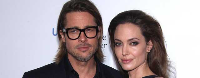 Bradd Pitt bellissimo con gli occhiali da vista di Dolce&Gabbana