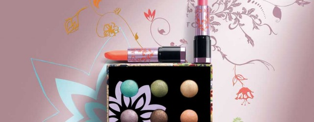 Il gusto Bohemian di Make Up Forever 2012
