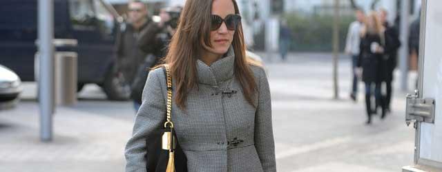Pippa sceglie la nuova IT-bag di Gucci