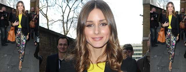Rimandata nel look l'attrice Olivia Palermo