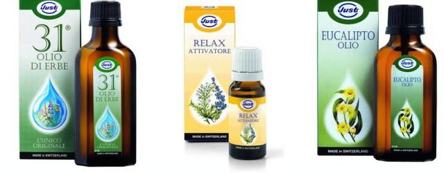Riscopriamo il benessere dell'aromaterapia con gli olii essenziali di Just