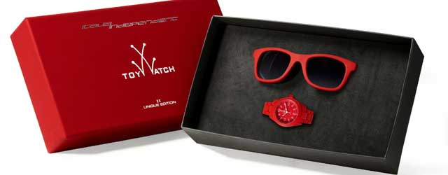 ToyWatch e Italia Indipendent continuano la collaborazione più glamour del momento